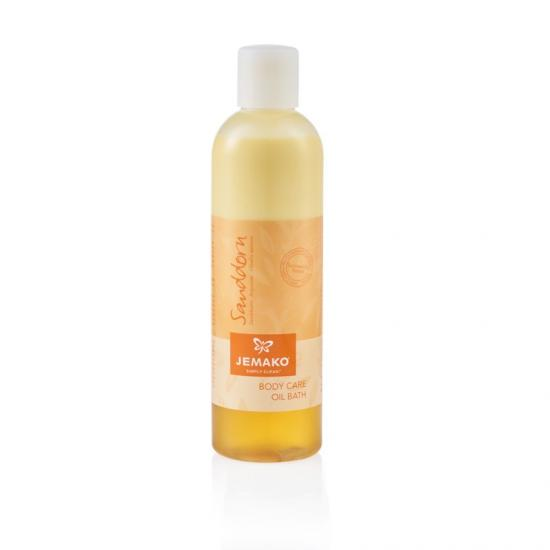 JEMAKO Body Care Oil Bath Sanddorn 250 ml