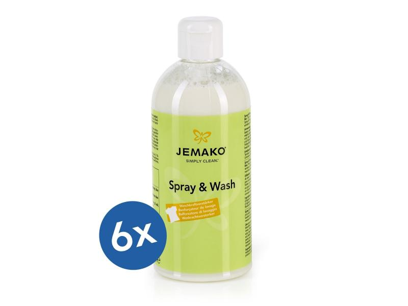 JEMAKO Spray-Wash-500ml-6er-VE