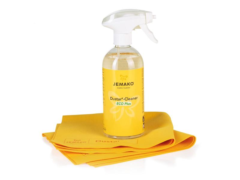 JEMAKO Dustar-Cleaner-Set-500ml-Flasche
